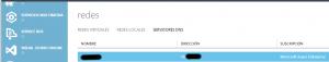 Añadir un Servidor DNS a las redes