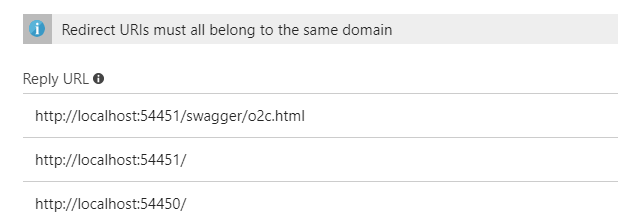 Swashbuckle con ASP NET Core y AAD B2C – Burbujas en  NET