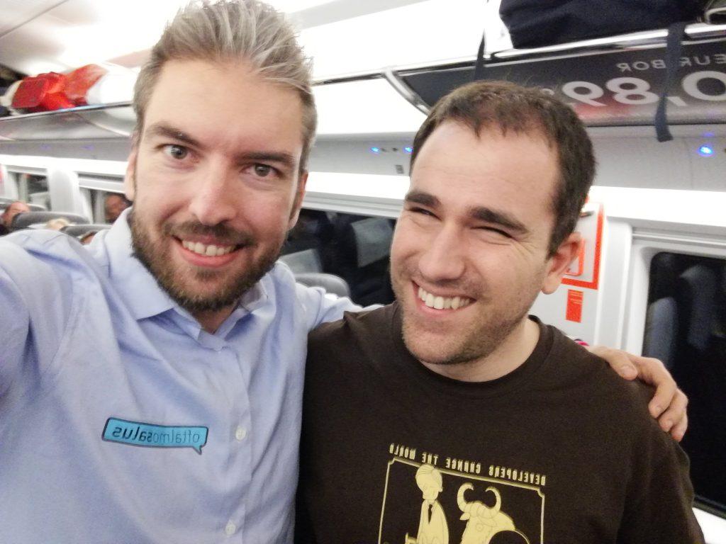 Ferran Muñoz y Kastwey MonkeyConf 2018