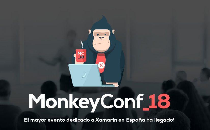 MonkeyConf 2018 Cabecera