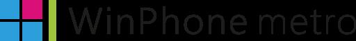 Logo de Winphone Metro