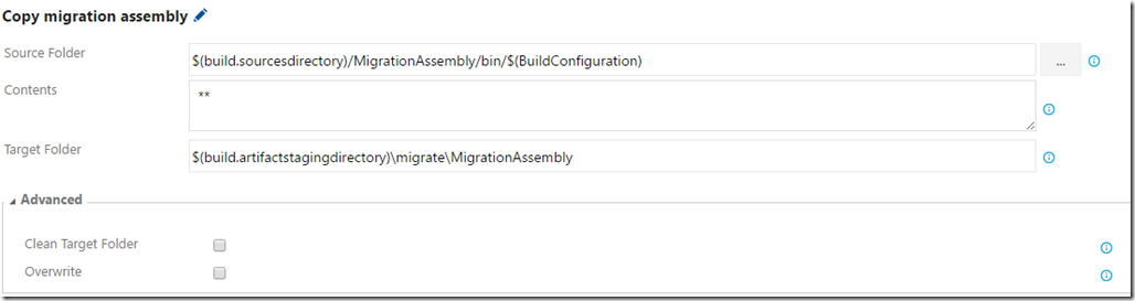 I'm back! Executing Entity Framework migrations from VSTS Release