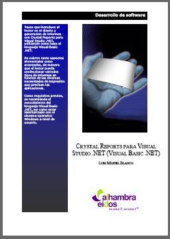 200803PublicacionesLibrosCrystalReportsVisualStudioNET