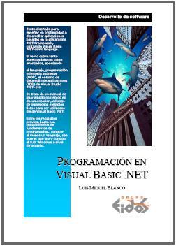 200803PublicacionesLibrosProgramacionVBNET