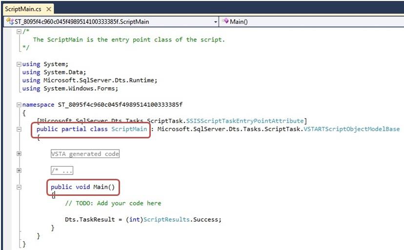 UtilizandoSSISCrearScriptsRespaldoEstructuraBD_07
