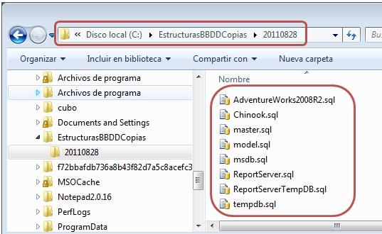 UtilizandoSSISCrearScriptsRespaldoEstructuraBD_17