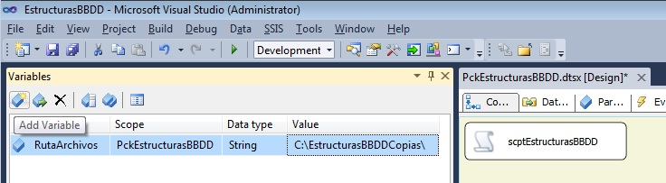 UtilizandoSSISCrearScriptsRespaldoEstructuraBD_18