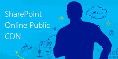 SPO Public CDN