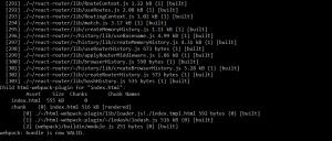 webpack-dev-server-running