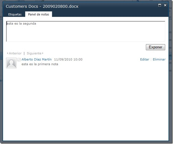 sharepoint2010-tagnotes