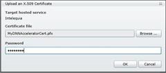 UploadCertificate
