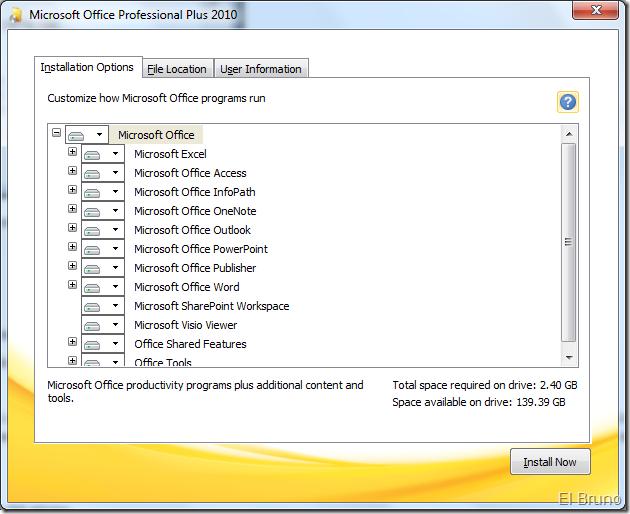 claves para activar office 2010 plus