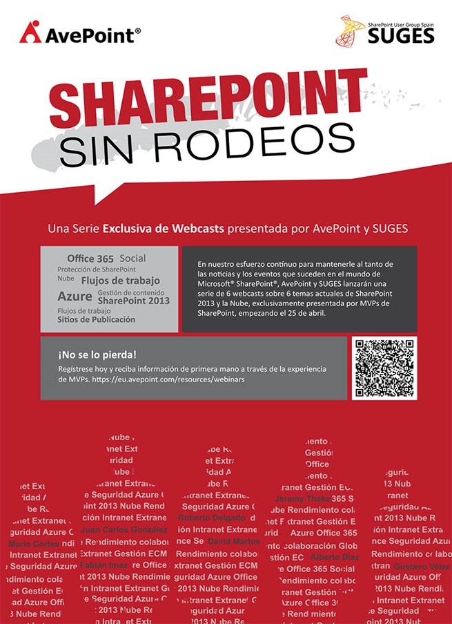 AvePoint - SharePoint sin rodeos