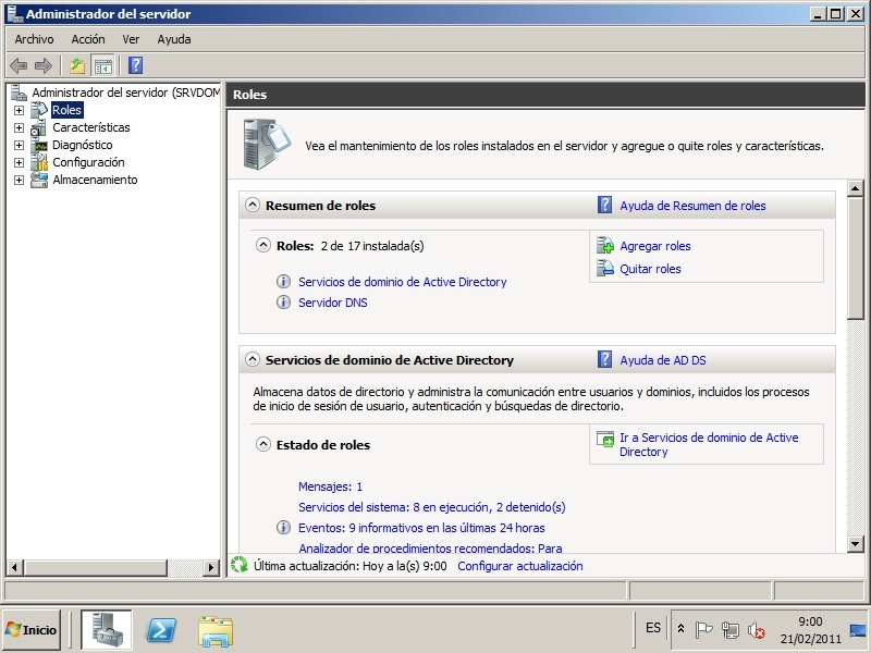 Windows Server 2008 R2–Administración: Sites 2 – Uno de los blogs de ...