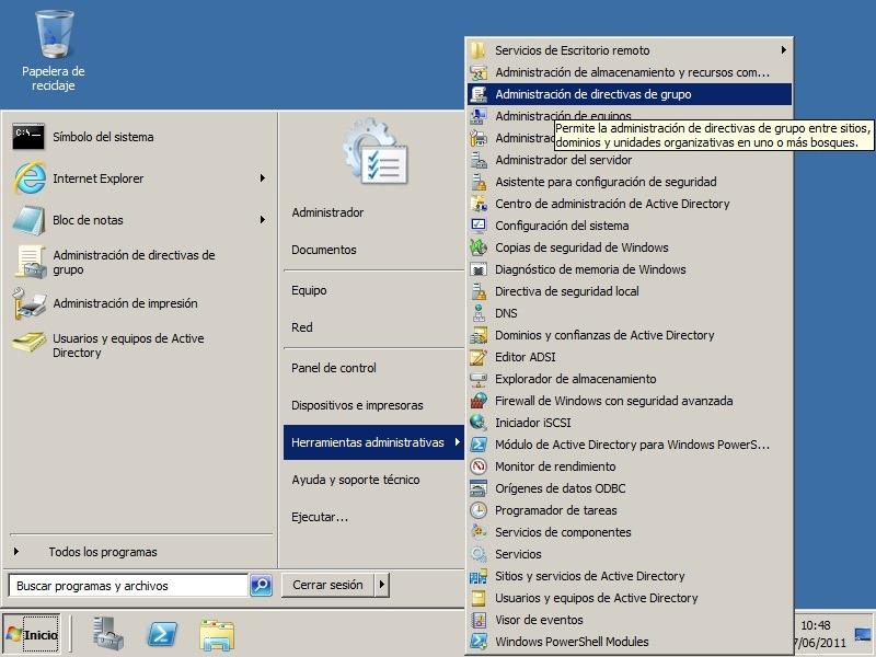 Herramientas para Directivas (w2008R2) – Uno de los blogs de Juansa