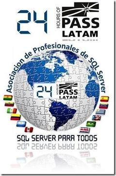 Logo Completo SQL PASS LATAM